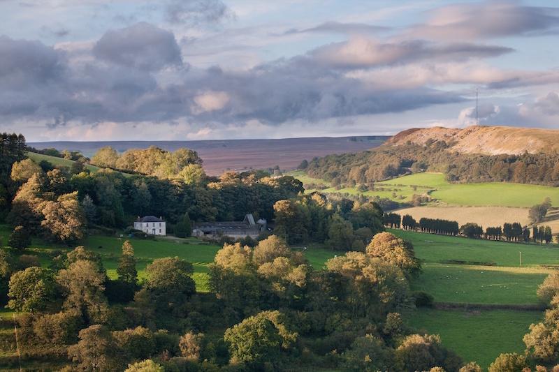 Boulby Hill Yorkshire Sunrise