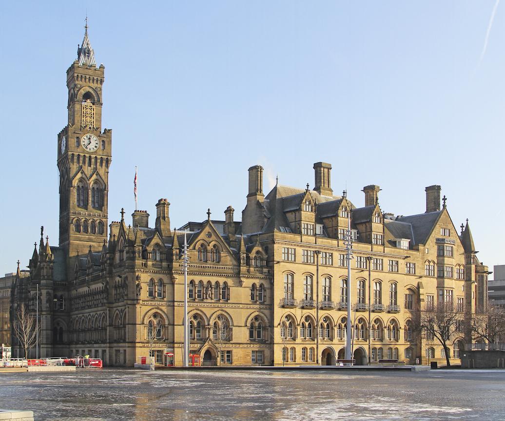 Bradford Town Hall