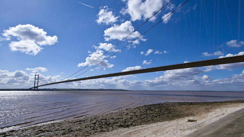 Humber Bridge Hull