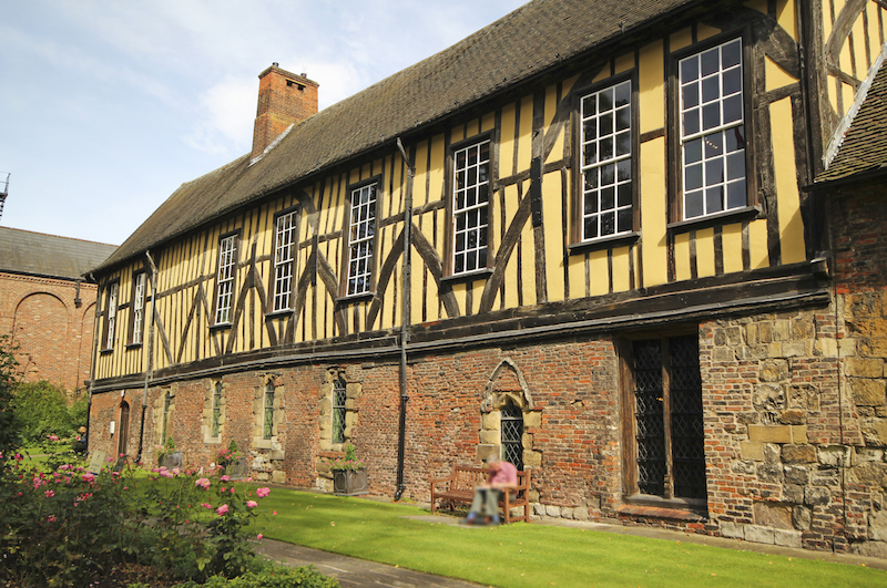 Merchant Adventurers Hall York