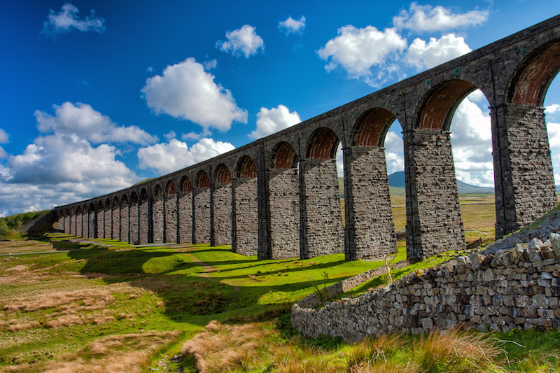 Jerico - Ribblehead viaduct