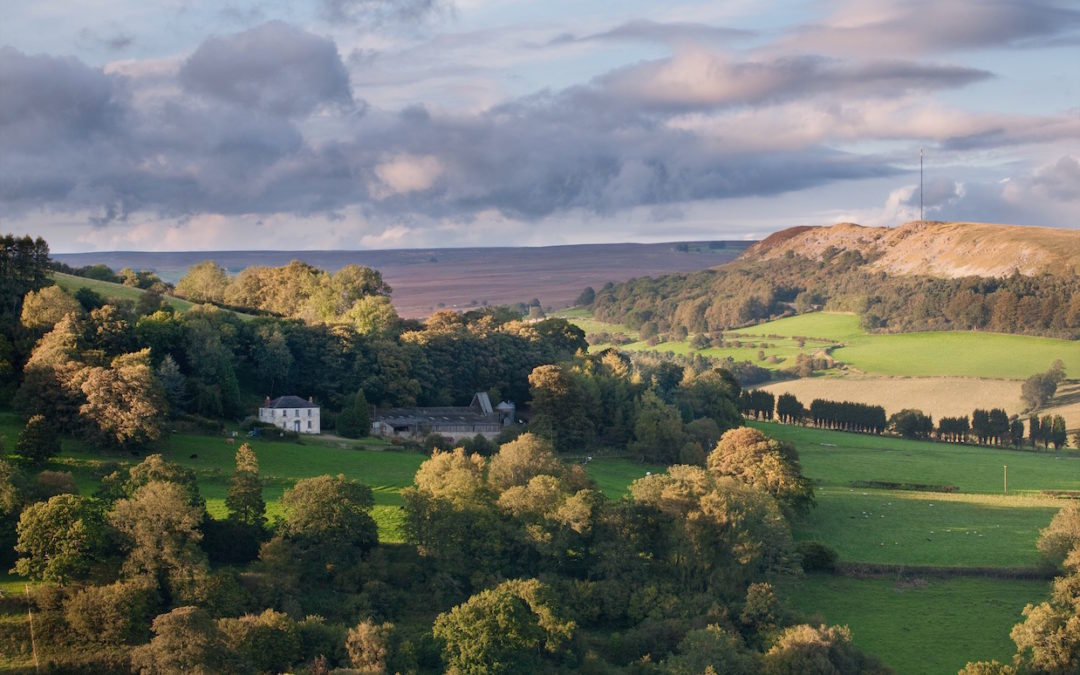 Blakey Ridge – A journey through the heart of the North York Moors National Pak