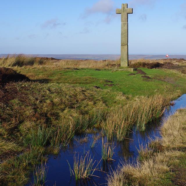 Young Ralph Cross, Blakey Ridge, North York Moors