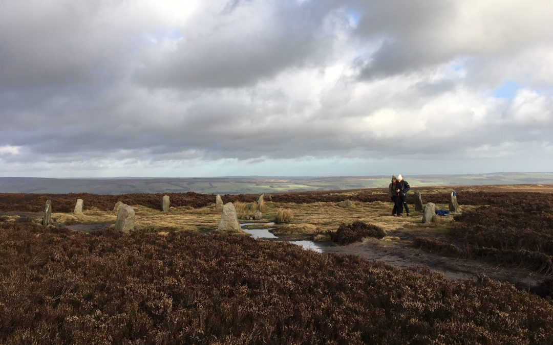 Prehistory on Ilkley Moor – the Twelve Apostles
