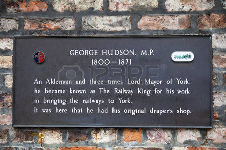 George Hudson – York's Railway King