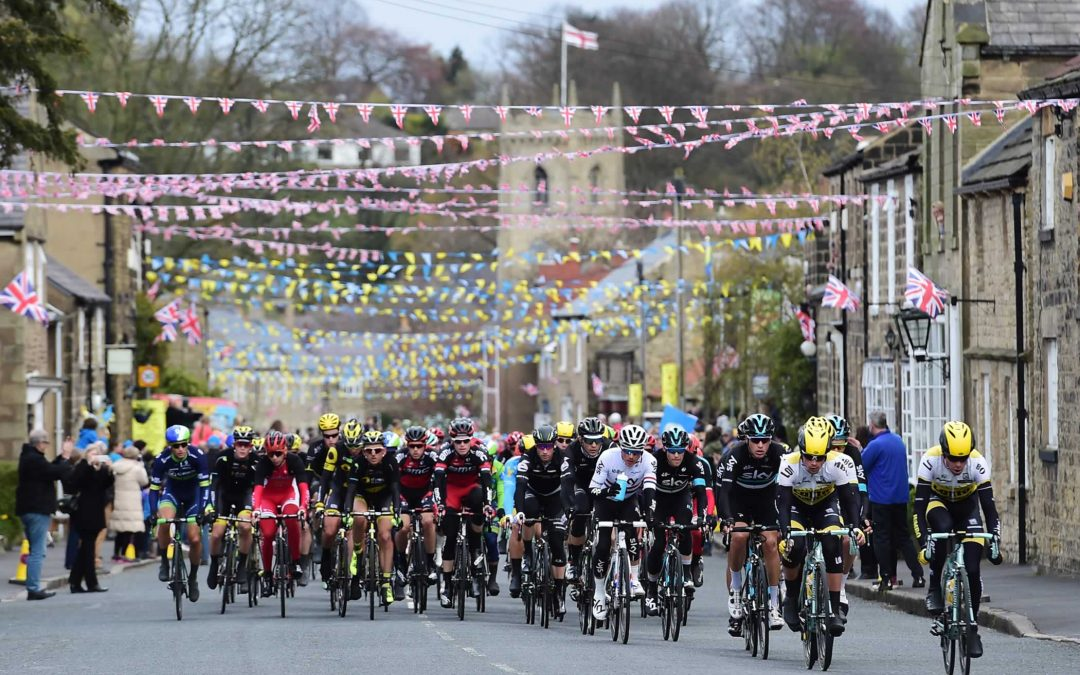 Where to see the Tour de Yorkshire 2018