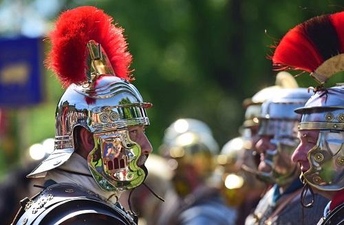 Eboracum Roman Festival, York