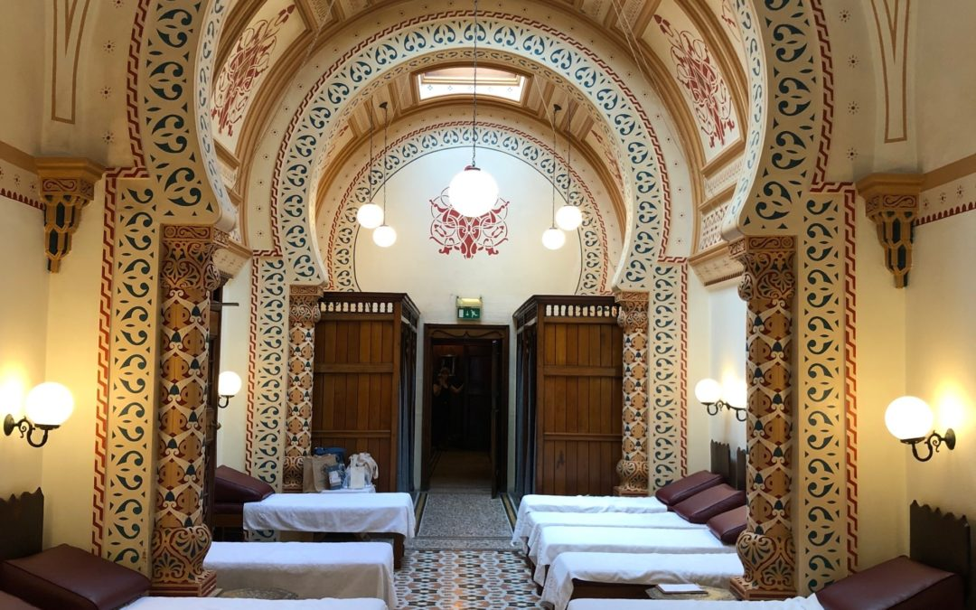 A Turkish Bath in North Yorkshire