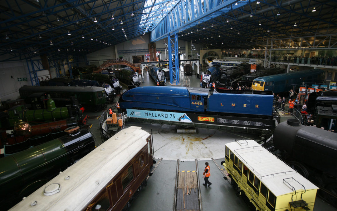 The National Railway Museum