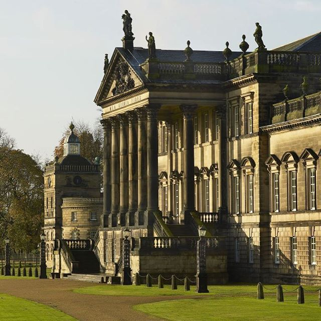 Wentworth Woodhouse – A Star is Reborn