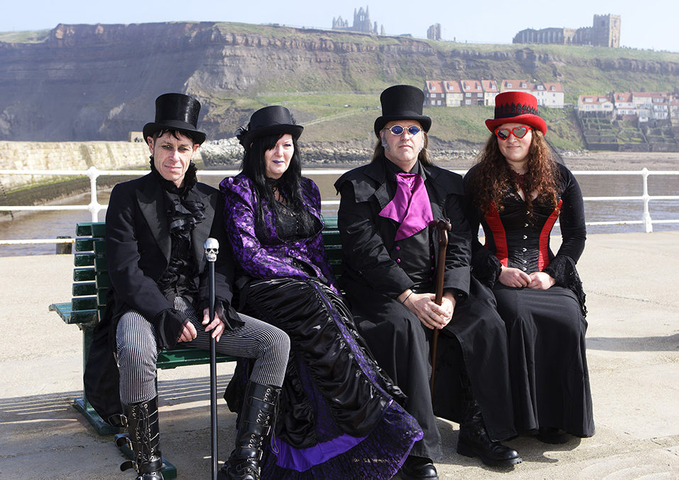 Whitby Goth Weekends